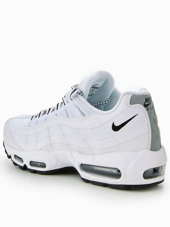 new products 9fb98 c5ca3 Air Max 95 Essential - White