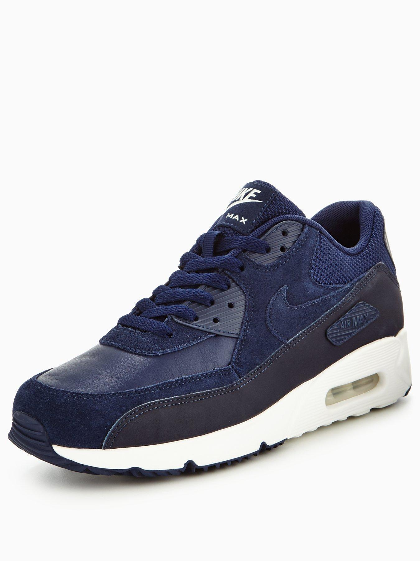 Nike Air Max 90 Ultra 2 0 Leather 1600190765 Men's Shoes Nike Trainers