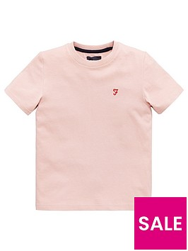 farah-boys-short-sleeve-denny-t-shirt