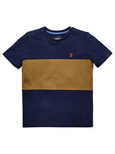 farah-boys-midlands-colour-block-t-shirt