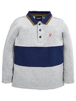 farah-interlock-long-sleeve-polo-shirt