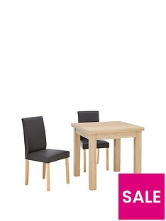 square-to-rectangle-80-160-cm-extending-dining-table-2-lucca-chairs