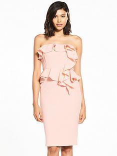 river-island-pink-ocassion-dress