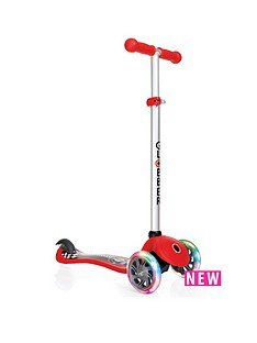 plum-globber-primo-fantasy-lights-scooter-racing-red