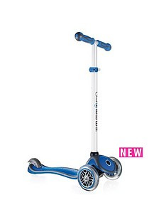 GLOBBER Primo Plus Scooter - Blue