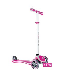 GLOBBER Primo Plus Scooter - Pink
