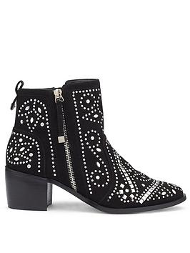 miss-selfridge-stud-premium-boot-black
