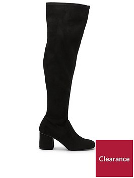miss-selfridge-kittienbspover-the-knee-boot-black