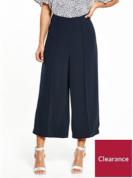 warehouse-pintuck-culottes