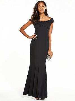 coast-sophie-scuba-maxi-dress