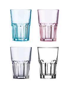 ravenhead-manhattan-coloured-hiball-glasses-set-of-4