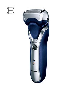 panasonic-es-rt37-wet-and-dry-3-blade-electric-foil-shaver-blue