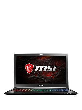 msi-gs63vr-7rfnbspstealth-pro-intelreg-coretrade-i7-16gb-ram-1tb-hdd-amp-256gb-ssd-gtx-1060-graphics-156-inch-vr-ready-pc-gaming-laptop--nbspblack