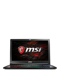 msi-gs63vr-7rfnbspstealth-pro-intelreg-coretrade-i7-16gb-ram-1tb-hdd-amp-256gb-ssd-gtx-1060-graphics-156-inch-vr-ready-pc-gaming-laptop-black