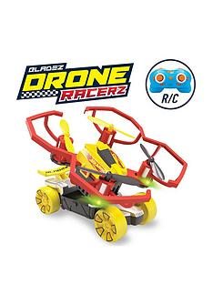 Hot Wheels RC Bladez Drone Racerz Drone & Vehicle Set