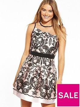 miss-selfridge-embroidered-scallop-prom-dress