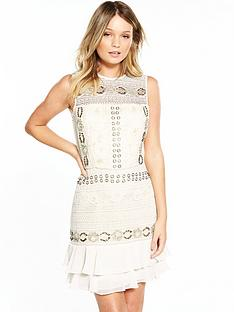 miss-selfridge-miss-selfridge-embellished-lace-frill-hem-dress