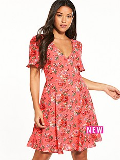 oasis-oasis-utility-rose-tea-dress