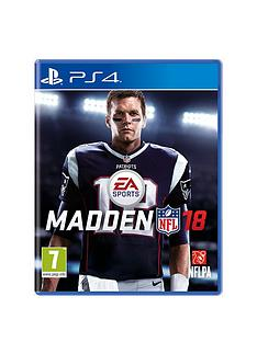 playstation-4-madden-nfl-18-ps4