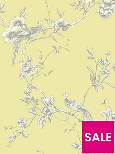 arthouse-chinoise-yellow-wallpaper