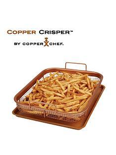 copper-chef-copper-chef-2-piece-copper-crisper-air-fryer-oven-tray