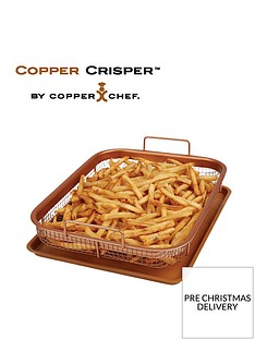 copper-chef-copper-crisper-transforms-your-oven-in-to-an-air-fryer-fast-and-healthier-way-of-cooking