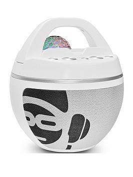 I Dance Bb10K (W) Party Ball White
