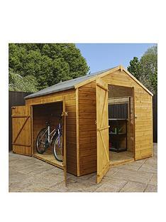 mercia-8-x-8ftnbspshiplap-multistore-shed