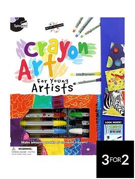 spicebox-crayon-art