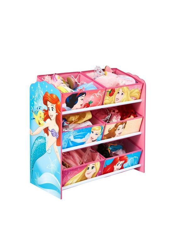 Disney Princess Disney Princess Kids Toy Storage Unit By Hellohome