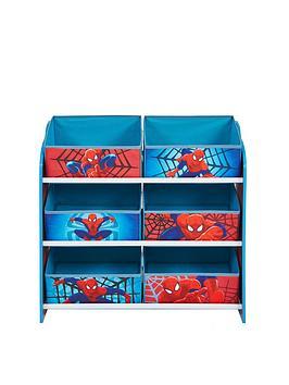 Spiderman Spider Man Kidsu0027 Storage Unit By HelloHome | Very.co.uk