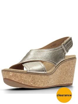clarks-aisley-tulip-wedge-sandal