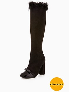 v-by-very-samantha-faux-fur-trim-knee-bootnbsp