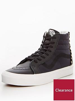 vans-ua-sk8-hi-reissue-dx-trainers-black