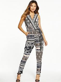 wallis-blush-paisley-jumpsuit