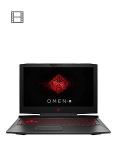 hp-omen-15-ce001na-intelreg-coretrade-i5nbsp8gb-ram-1tbnbsphdd-amp-128gb-ssd-156-inch-pc-gaming-laptop-black-with-geforce-gtx-1050-graphicsnbsp