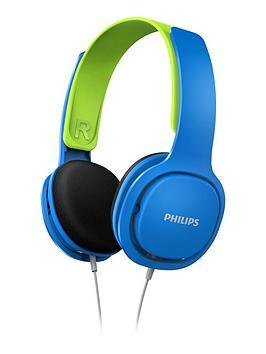 philips-on-ear-blue-amp-green-kids-headphones