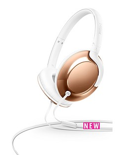 philips-flite-everlite-over-ear-with-mic-rose-gold