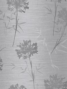 arthouse-kimora-silver-wallpaper