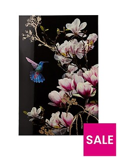 arthouse-momoka-blossom-glossy-wall-art