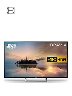 sony-kd49xe70-49-inch-4k-ultra-hd-certifiednbsphdr-smart-tv-with-freeviewnbsp--black