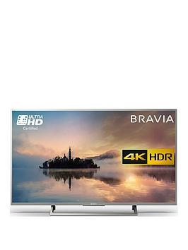 sony-bravia-kd49xe7073-49-inch-4k-ultra-hd-certifiednbsphdr-smart-tv-withnbspfreeviewnbsp-nbspsilver