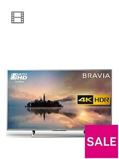 sony-kd49xe7073-49-inch-4k-ultra-hd-certifiednbsphdr-smart-tv-withnbspfreeviewnbsp-nbspsilver