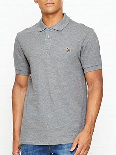 ps-paul-smith-pique-polo-shirt-with-zebra-logo-grey