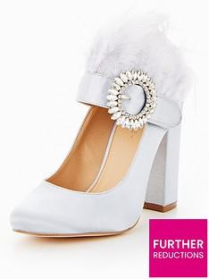 v-by-very-phoenix-embellished-mary-jane-heeled-shoe-silver