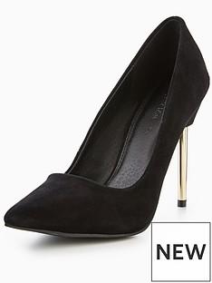 myleene-klass-myleene-klass-sienna-gold-heel-point-court-suede-black