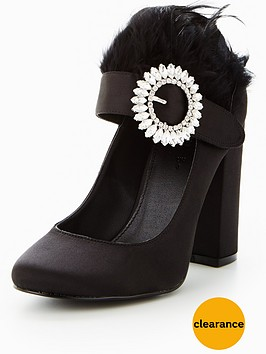 v-by-very-phoenix-embellished-mary-jane-heeled-shoe-black
