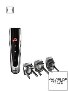 Philips Series 7000 Hair Clipper with Motorised Combs - HC7460/13