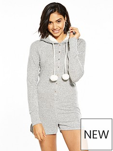 v-by-very-hooded-shearling-playsuit