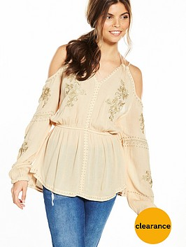 river-island-cold-shoulder-top